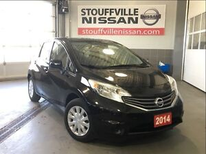 Nissan Versa Note 1.6 sv  nissan certified rates from 1.9% 2014