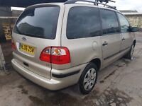 VW GALAXY 1.9 TDI AUTOMATIC ( ANY OLD CAR PX WELCOME )