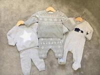 0-3 baby clothes bundle