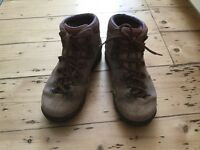 Women's size US8 hiking / tramping boots - Boreal brand