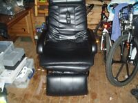 mains powered electric massge chair