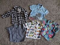 BOYS SHIRT BUNDLE