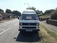 VW Transporter T25 Campervan High Top