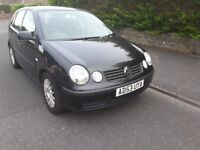 2004 VW POLO SPARES/REPAIRS