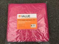 Seat Pads pink