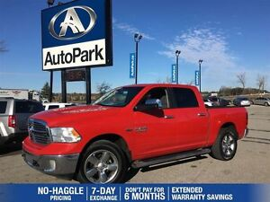 2015 Ram 1500 Big Horn | 4X4 | Tow Package | Bed Liner