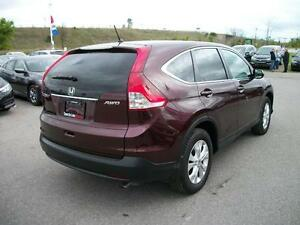 2013 Honda CR-V EX 4WD 5-Speed AT/CERTIFIED PRE OWNED!! Kawartha Lakes Peterborough Area image 4