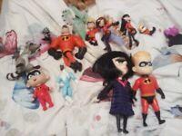 Incredibles set