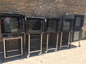 Blue seals ovens