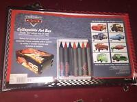 Cars collapsible art box