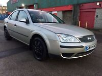 Ford Mondeo 1.8 LX 5dr (1 OWNER FROM NEW) 2004