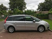 2008 Citroen Grand C4 Picasso 1.6 HDi 16v Exclusive EGS 5dr Automatic @07445775115@