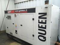 diesel generator genmac