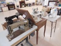 Various Antique Sewing Machines Singer/Juki THIS ITEM CAN BE VIEWED AT HOUSE OF HOPE CHARITY SHOP