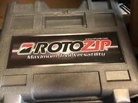 Rotozip rebel Rotary tool /saw
