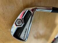 Full set 4-Pw Taylormade CB & MC golf clubs plus taylormade driver and Titleist Hybrid! Bargain