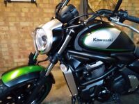 Kawasaki Vulcan S, 66 plate, 11 Months Warranty, FSH, Special Edition,Mint Condition