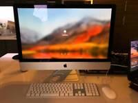 Apple iMac 27 inch i7 16gb Ram late 2013