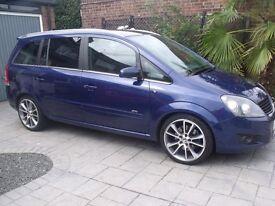 Vauxhall Zafira SRi 1.9 CDTi 16v (150+) Both Recalls Done £3250 Or Offers