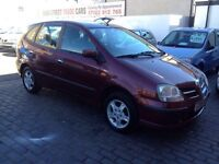 Nissan Almera Tino se AUTOMATIC 2005 (05) **MPV**Full Years MOT**Only £1495**