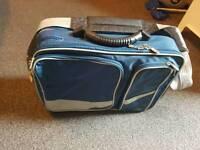 College university multiple compartment bag