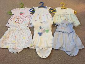 Newborn dress bundle