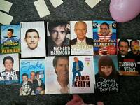 Various books/Autobiography's
