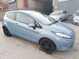 2009 FORD FIESTA 1.2 STYLE PLUS 80 5 DOOR HATCHBACK BLUE