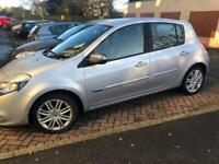Renault Clio dynamique. PRICE REDUCED. 8 STAMPS!!!