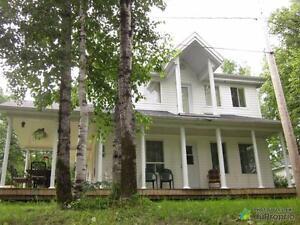 249 000$ - Maison 2 étages à vendre à St-David-de-Falardeau Saguenay Saguenay-Lac-Saint-Jean image 2