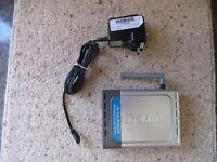 D-Link wireless access point DWL-2100AP