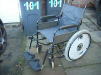 wheelchair for sale (£45 no offers)