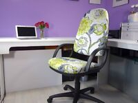 Office Chair - newly recovered
