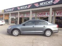 2011 Volkswagen Jetta 2.0L TRENDLINE AUT0MATIC A/C LOADED 102K