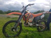 Ktm200 2005 full engine rebuild with all recipes to prove