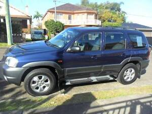 MAZDA TRIBUTE 4WD AUTO Gladesville Ryde Area Preview