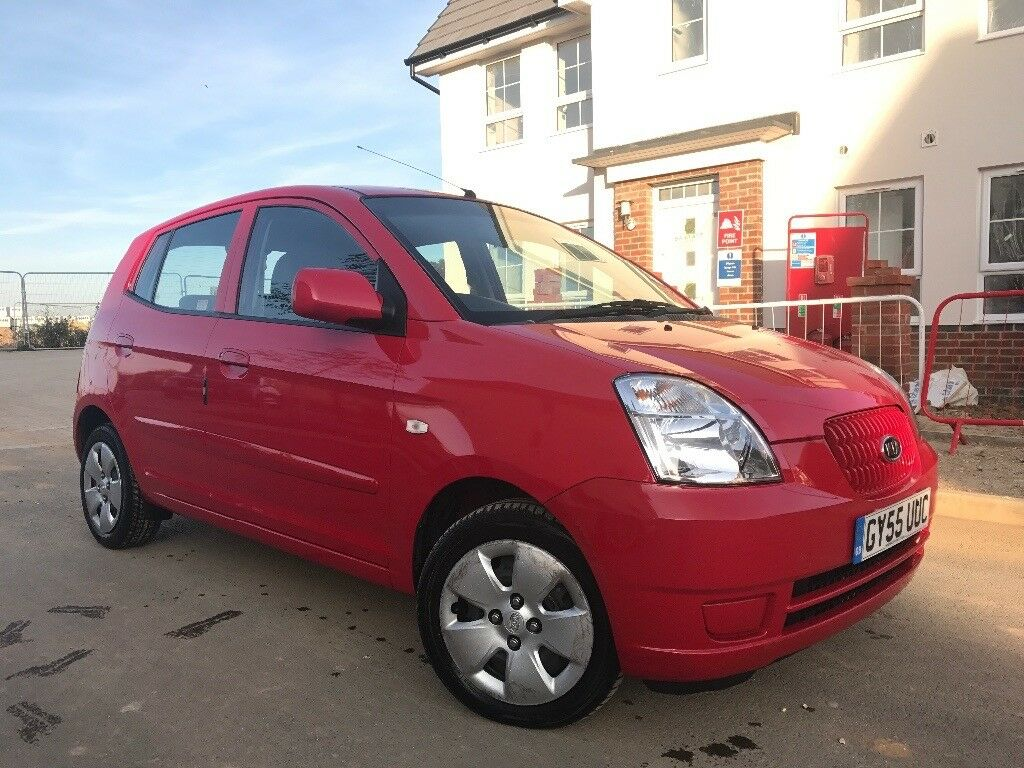 Kia Picanto 1.1 For Sale,Full Service History! Very Low Mileage! Perfect  first