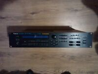 Roland JV1080 synthesizer module