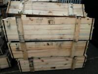Wood wooden box planter tub man cave garden pub