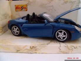 collectable model mint condition opening doors and bonnet working streering