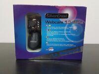 New Boxed Silvercrest webcam 1.3 mpix