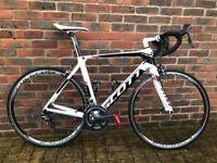 Scott Foil Ultegra Carbon Road Bike - Size L(56)