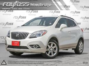2014 Buick Encore Leather. All Wheel Drive. Navigation
