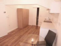 AVAILABLE NOW MODERN WELL PRESENTED FURNISHED STUDIO APARTMENT IN DUNSTABLE TOWN CENTRE