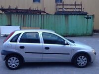 VAUXHALL CORSA 1.0 PETROL 5DR,HPI CLEAR,1 YEAR M.O.T,FULL SERVICE HISTORY,ELECTRIC WINDOWS,