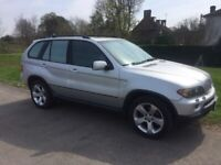 Used, Left Hand Drive - BMW X5 - 4.4 Petrol V8 for sale  Maidstone, Kent