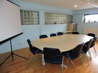 Stunning Multi-Purpose Hall and Conference/Training Rooms for Hire in Stockwell