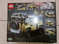 Lego land rover new