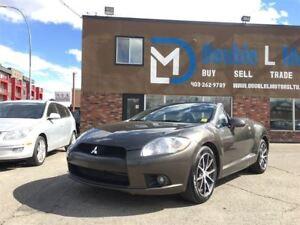 2012 Mitsubishi ECLIPSE SPYDER GS