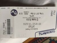 Leftfield tickets x 3 Brixton SATURDAY 13th May - sold out